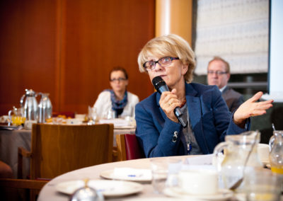 European Parliament Breakfast Briefing 66