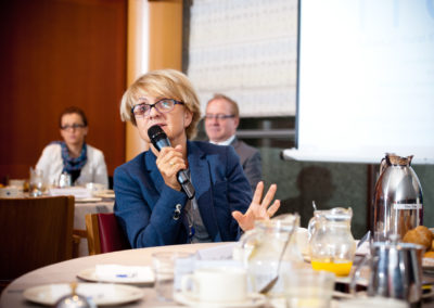 European Parliament Breakfast Briefing 67