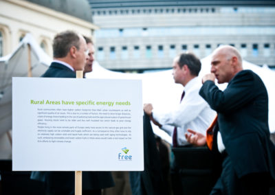 Launch Of Future Of Rural Energy In Europe (FREE) Initiative