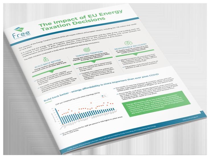 The Impact of EU Energy Taxation Decisions